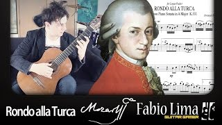 Baixar W. A. Mozart - Rondo alla Turca (Turkish March) by Fabio Lima