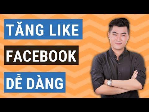 hướng dẫn hack like ảnh đại diện facebook - Tăng like Facebook hiệu quả với 6 cách này ngay