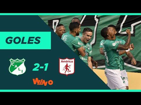 Deportivo Cali vs. América (2-1) | Liga BetPlay Dimayor 2020-I | Fecha 4