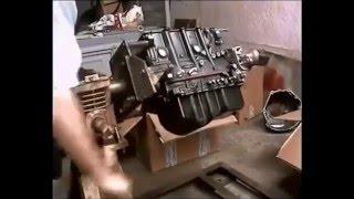 Сборка и разборка двигателя Chrysler DOHC 2,4L