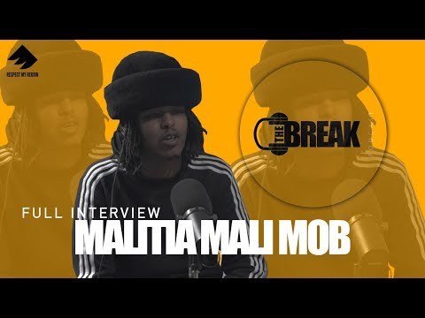 Malitia Mali Mob Speaks on Anti Trump Tweets And Secret Service Searching His Home