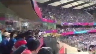 Virat kohli and Anil Kapoor Dance Together During a Live match