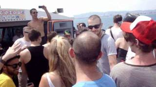 The mobilee Cruise @ xclusive boat, Barcelona 2011.wmv