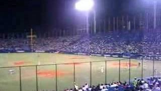 Tokyo Yakult Swallows vs Hiroshima Carps 07/24/07