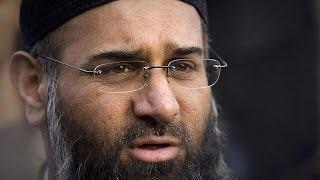 Великобритания: исламский проповедник сядет в тюрьму за поддержку ИГИЛ(Пять с половиной лет тюрьмы получил 49-летний радикальный исламский проповедник из Великобритании Анджем..., 2016-09-06T21:13:28.000Z)