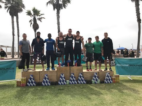 Granite Games Events 4&5 'Crush It' Guide from The Juice Athlete Compound Coaches