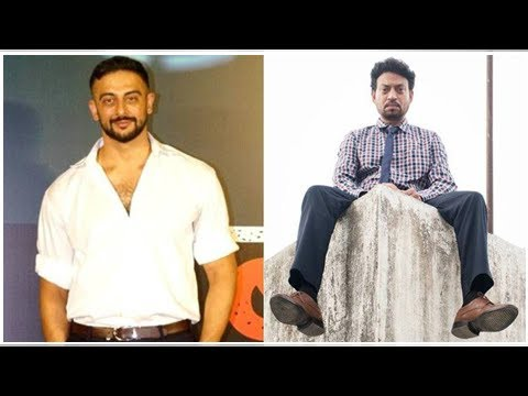 Arunoday Singh on his Blackmail co-star Irrfan Khan's health: We should just send prayers and lov...