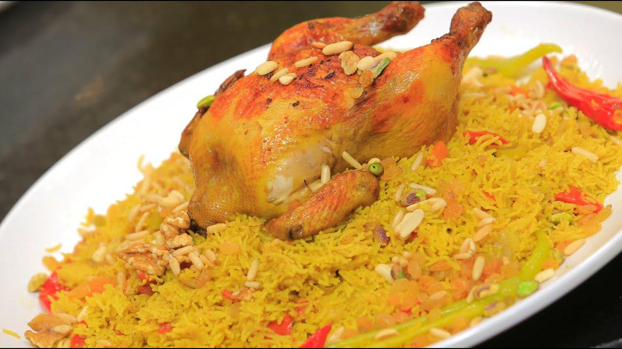 نتيجة بحث الصور عن طريقة عمل مندي الدجاج: المندي السعودي والأردني واليمني
