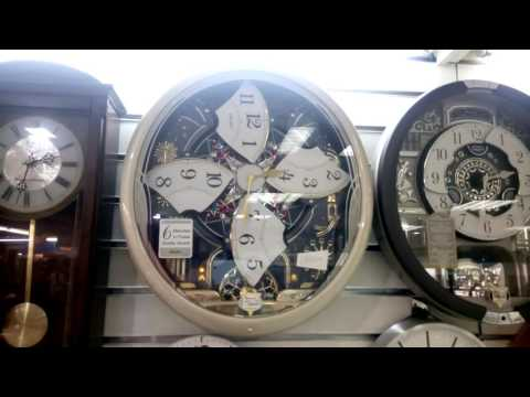 7 YEARS OLD OVERALL | SEIKO QXM239SRH MIM | Pascal Retro Video Style #31A