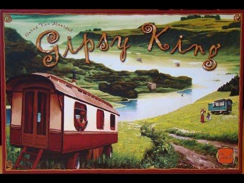Benjamin Blabs about Gipsy King