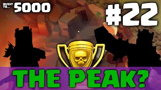 "Clash of Clans ""The Peak?"" Quest to 5000 Trophies In Clash #22 ♦ CoC ♦"