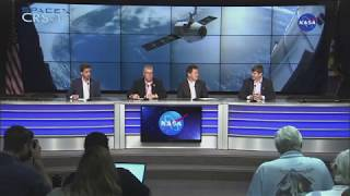 SpaceX/Dragon CRS-12 Prelaunch News Conference
