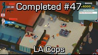 Completed #47 - LA Cops