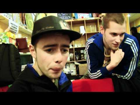 Killa Mahanie & Uruz - Team Belgium - Beatbox