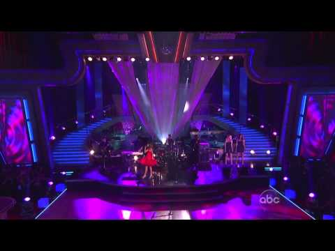 Selena Gomez Stars Dance & Nothing Like Us Ft Justin Bieber Live DWTS MMVA MMVA's MTV Movie Awards