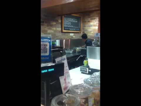 A Super Good Cafe (CBD, Sydney, Australia)