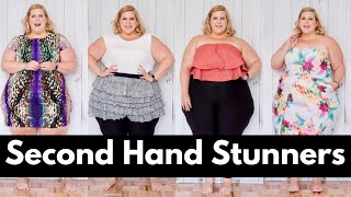 thredUP Plus Size Haul: Second Hand Stunners