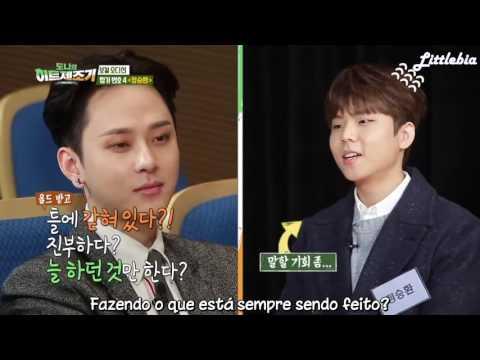 [PT-BR]Doni's Hitmaker  - Jung Seung Hwan Cut Legendado