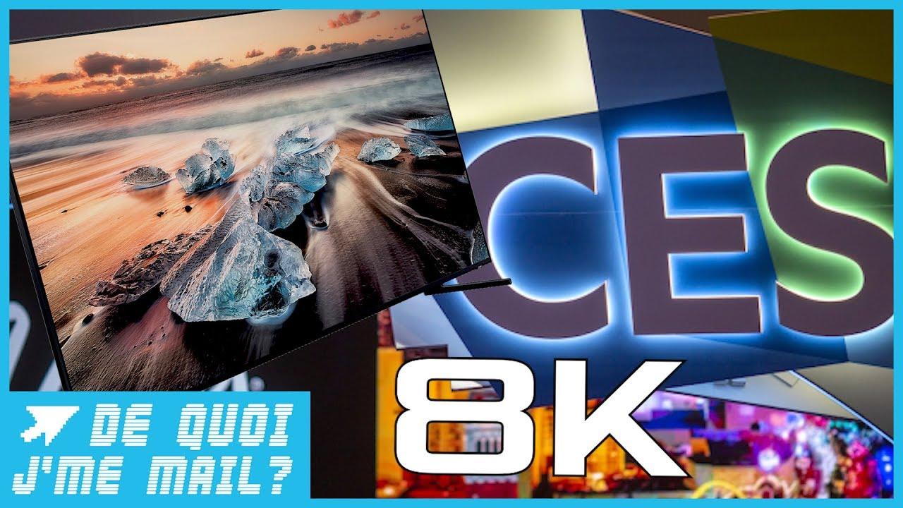 Auto connectée, TV 8K : le rapport du CES 2019 d'Olivier Ezratty DQJMM (2/2)