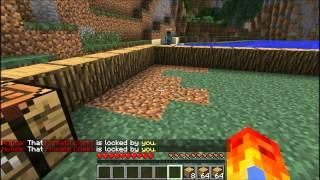 [CZ]Minecraft : MP Survival ep.1 - Stavba Domečku