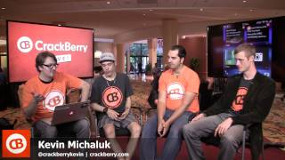 CrackBerry Live Podcast: Tuesday Roundup