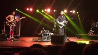 Adrian belew chile 2016