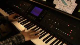 """Disturbed - """"Ten Thousand Fists""""[[piano/strings cover]]"""