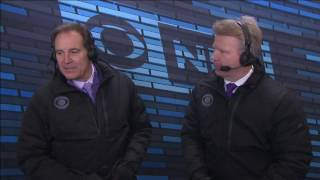 Phil Simms Farts on Jim Nantz