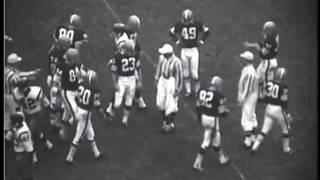 1964 Browns at Redskins Game 1 Film Clips