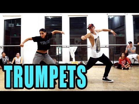 TRUMPETS - Jason Derulo Dance Video   @MattSteffanina ft @TheFoooMusic