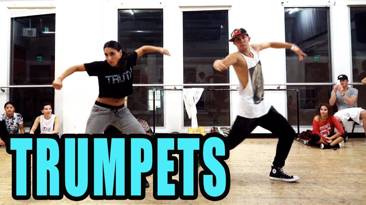 TRUMPETS - Jason Derulo Dance Video | @MattSteffanina ft @TheFoooMusic