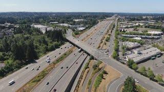 Washington traffic growth stalls as economy reopening put on pause