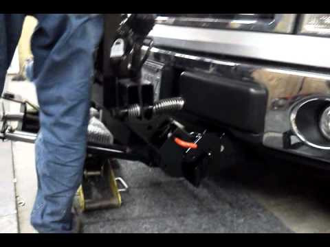 PLOW MOUNTED ON 2011 FORD F 150