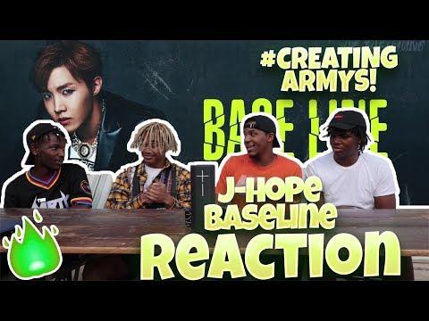 J-Hope - Base Line - REACTION   THAT BREAKDOWN THOUGH🔥