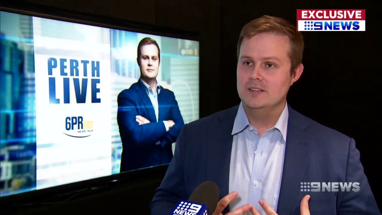 Vegan Threats | 9 News Perth