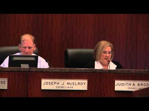 Mayor Pradel Recognized