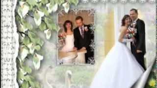 2 Года со дня свадьбы