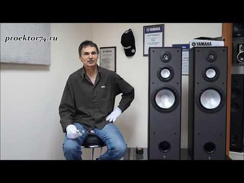 Yamaha NS-8390 обзор акустики для начинающих меломанов