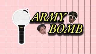 Download Video Unboxing ~ BTS{방탄소년단} Official Light Stick - Army Bomb (verision.2) MP3 3GP MP4
