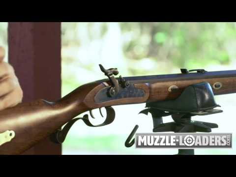 Loading & Firing a Percussion Muzzleloader Rifle - Muzzle-Loaders.com