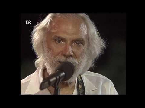 Georges Moustaki -  Ma liberté -  Live 1994