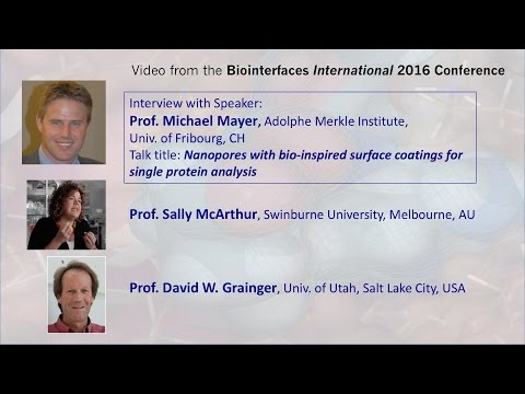 Interview with Michael Mayer at BIC 2016