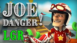 LGR – Before No Man's Sky, There Was Joe Danger! [A Review]