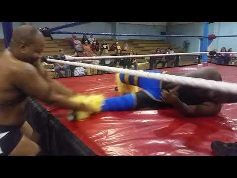 Connor Vega vs. Curtis Dawn