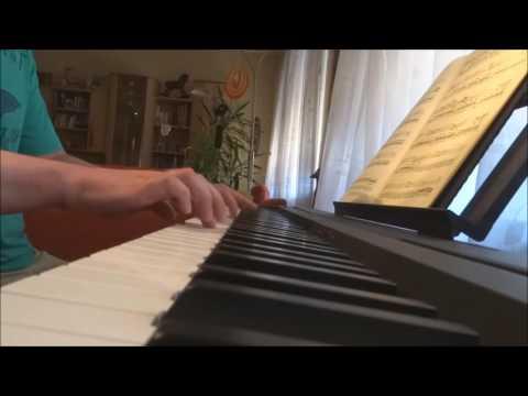 Mozart: Andante from Piano Concerto No. 21 KV 467 \