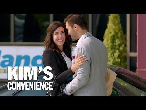 """Bit of a gas guzzler""   Kim's Convenience"