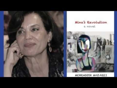 West LA Author's Club Mehrnoosh Mazarei
