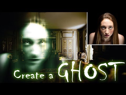 Photoshop: How to Create a GHOST! thumbnail