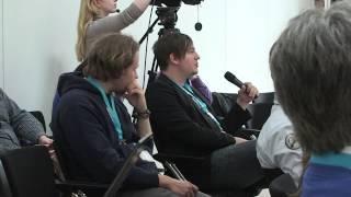 Barcamp Ems 2013: Michael Kersting - Künstler im Zeitalter des Web 2.0