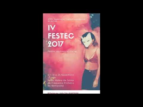 V FESTEC- Festival de Teatro do Pinheiro da Bemposta